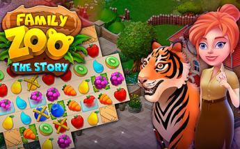 Family Zoo - The Story