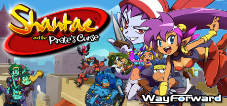 Shatae and the Pirate's Curse