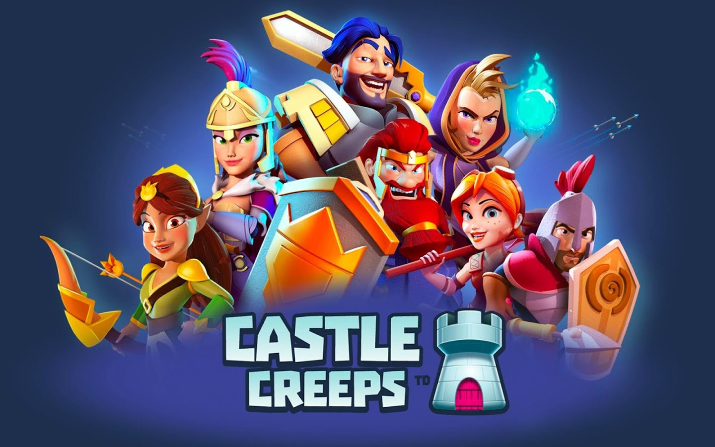 Castle Creeps