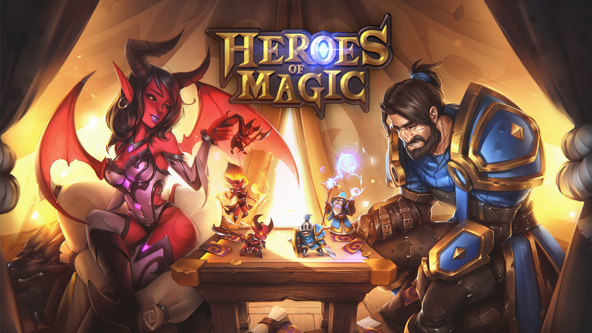 heroes of magic